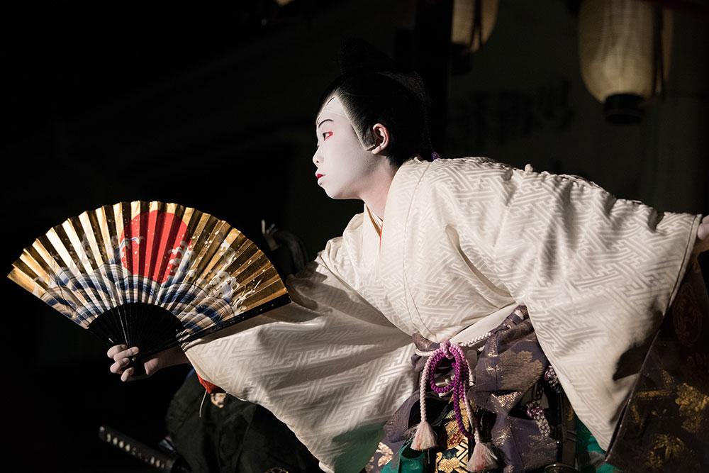 大蔵卿の踊り